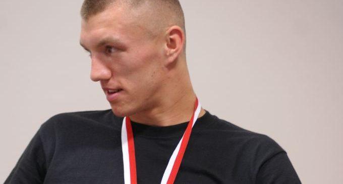 Damian Falecki pierwszy w II Grand Prix w Gdańsku