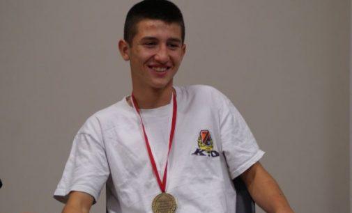 Pięściarze na medal podczas Olimpiady Młodzieży