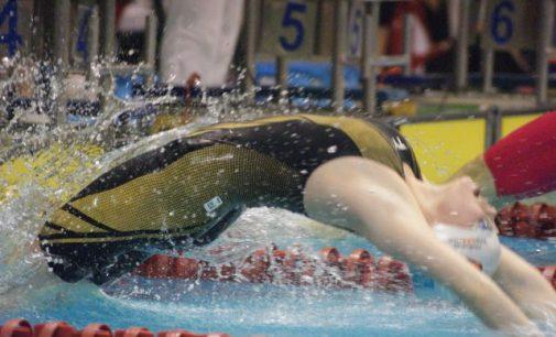 Wiktoria Jarocha walczyła o medale wśród 15-latków
