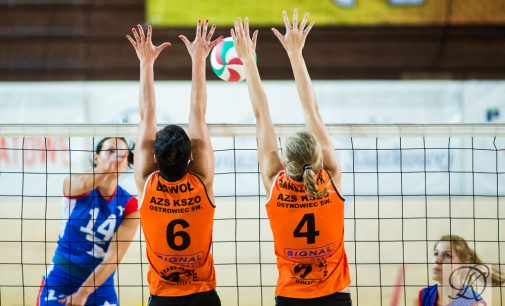 Pucharowa wygrana AZS WSBiP KSZO w Elblągu