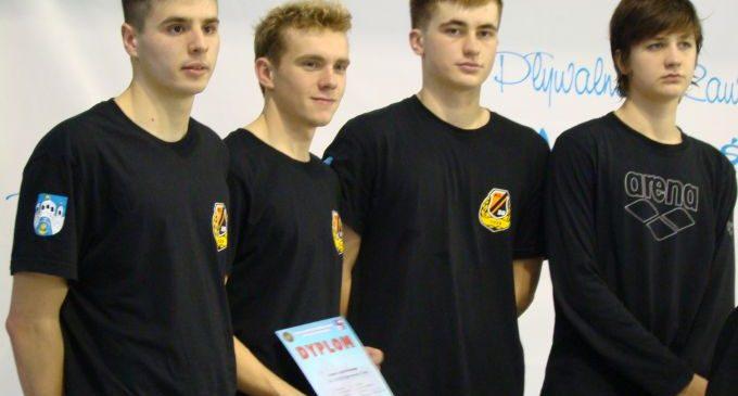 Pływacy KSZO zwyciężyli również w Dużej Lidze!