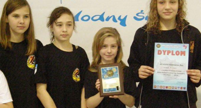 KSZO wygrywa Świętokrzyską Małą Ligę Pływacką