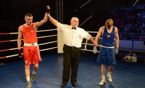 Damian Falecki brązowym medalistą Mistrzostw Polski Seniorów w Boksie!