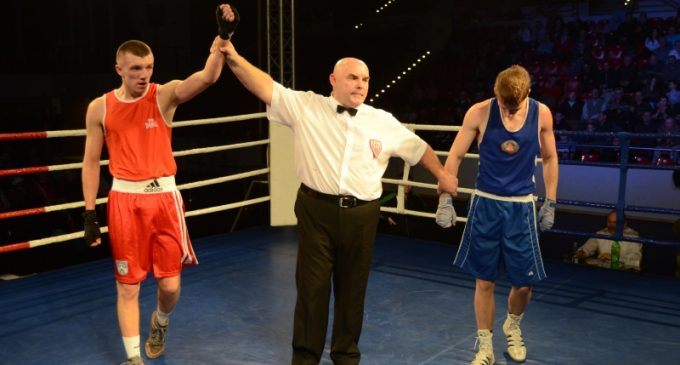 Damian Falecki w finale bokserskiego Grand Prix seniorów!