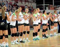 Rozstrzygnięcie konkursu przed meczem z SMS PZPS Sosnowiec