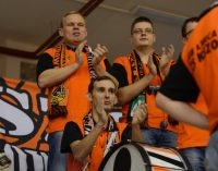 Rozstrzygnięcie konkursu przed meczem z Budowlanymi Toruń