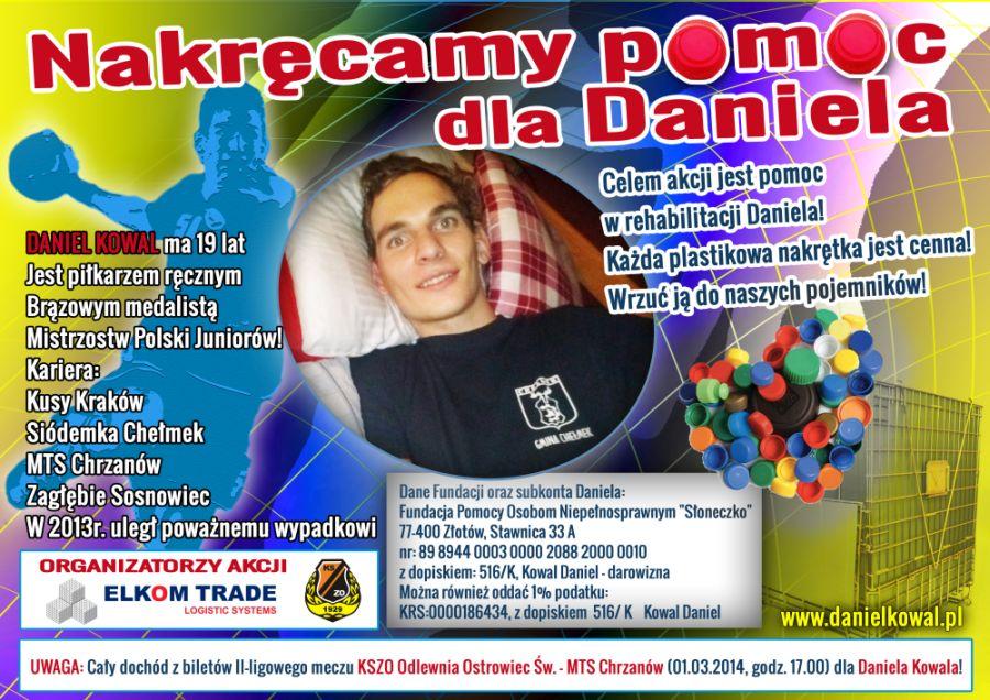 Nakrecamy_pomoc_dla_DANIELA_plakat