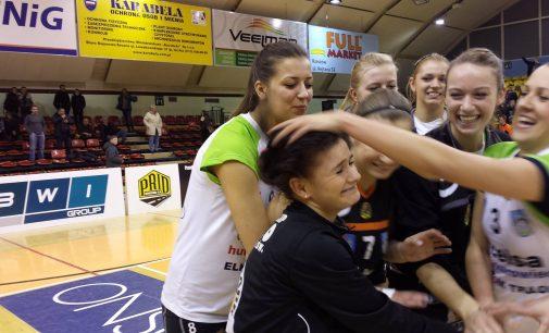 Siatkarki KSZO przystępują do play-off z kompletem zwycięstw!