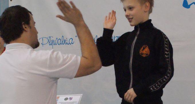 Pływacy KSZO o Puchar kieleckiego MOSiRu