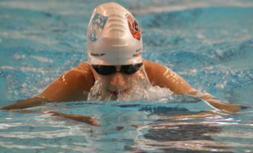 KSZO za Barakudą w piątej rundzie Małej Ligi Pływackiej na Rawszczyźnie