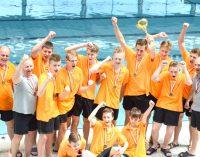MOSM Bytom waterpolowym mistrzem Polski, KSZO tuż za podium