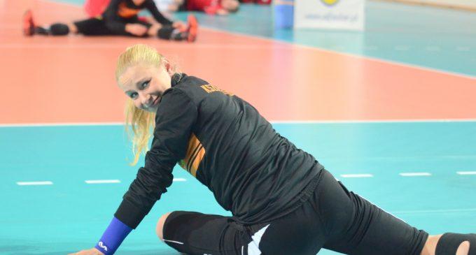 Ewelina Tobiasz w kadrze narodowej seniorek na 2015 rok!