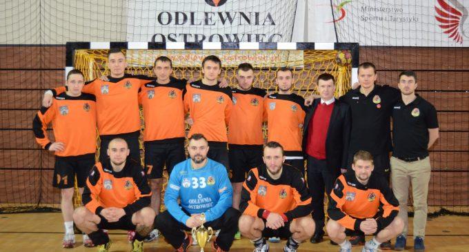 Polska młodzieżówka z kompletem zwycięstw triumfuje w Odlewnia Cup