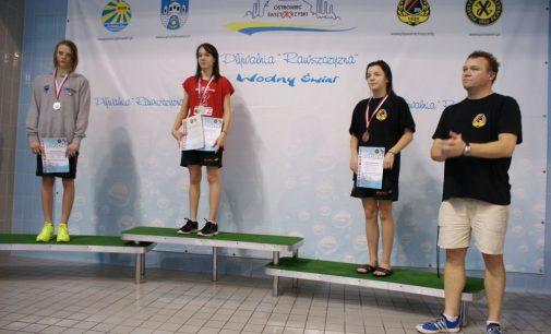 KSZO drugi w Mistrzostwach Okręgu Świętokrzyskiego w Pływaniu