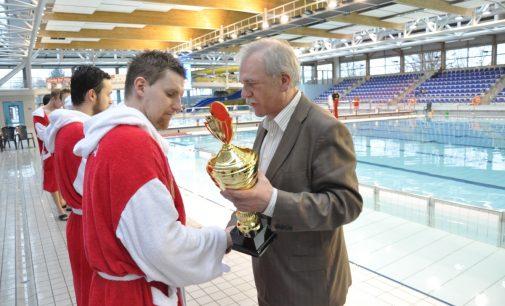 Ukraina z waterpolowym Pucharem Prezydenta Ostrowca Św.