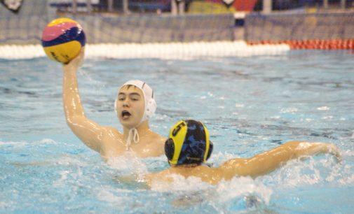 Waterpoliści awansowali do II rundy kwalifikacyjnej do Olimpiady Młodzieży