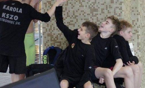 14-latkowie rywalizowali o medale w Olsztynie