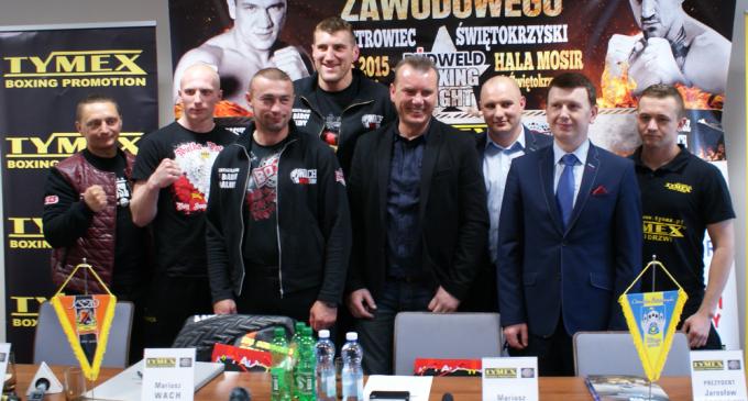 Łukasz Dybiec: BudWeld Boxing Night to znakomita promocja boksu w Ostrowcu