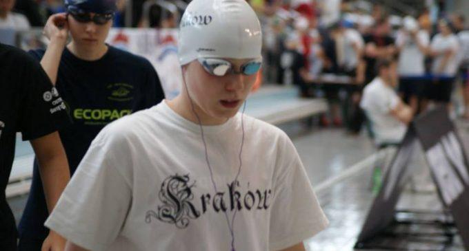 KSZO skromnie na Ogólnopolskiej Olimpiadzie Młodzieży w pływaniu