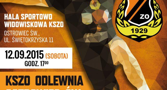 Konkurs przed meczem piłkarzy ręcznych KSZO z MTS Chrzanów