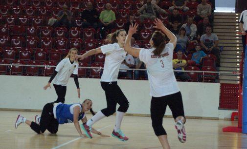 Trwa turniej z udziałem zespołów Orlen Ligi