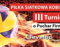 Turniej w Rzeszowie z udziałem Siatkarek KSZO…