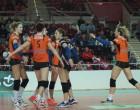 Siatkarki KSZO odniosły pierwsze zwycięstwo w sezonie!