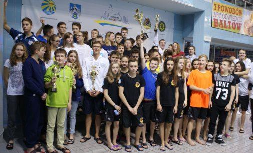 Świętokrzyska Duża Liga Pływacka dla KSZO
