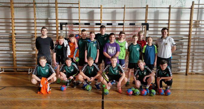 Młodzicy KSZO wygrywają w Kielcach z Vive