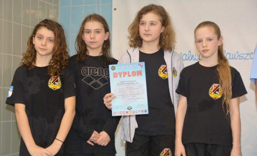 Młodzi pływacy KSZO odzyskali panowanie w Małej Lidze