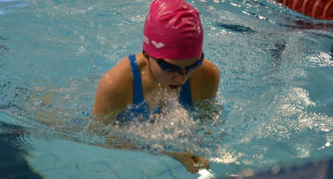 KSZO mocny w Małej Świętokrzyskiej Lidze Pływackiej