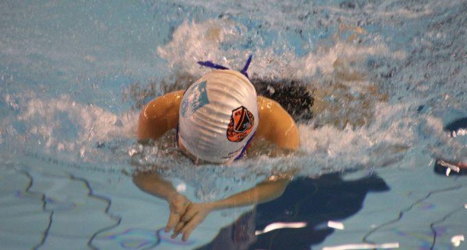 14-latkowie pływali w Olsztynie