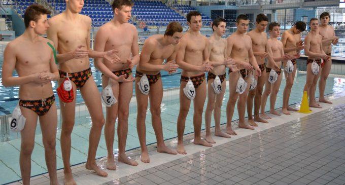 Waterpoliści KSZO poza podium Mistrzostw Polski Juniorów