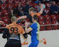 Piłkarze ręczni KSZO przegrali po walce w Przemyślu