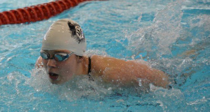 Pływacy na Ogólnopolskiej Olimpiadzie Młodzieży