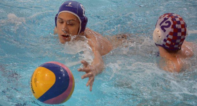 Waterpoliści KSZO pojadą na Ogólnopolską Olimpiadę Młodzieży
