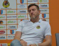 Dariusz Parkitny chce zbudować mocniejszy zespół