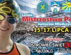 Pływackie Mistrzostwa Polski 16-latków od piątku w Ostrowcu Św.