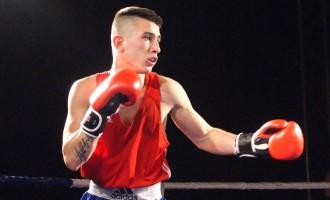 Brąz Sebastiana Gierady w Młodzieżowych Mistrzostwach Polski