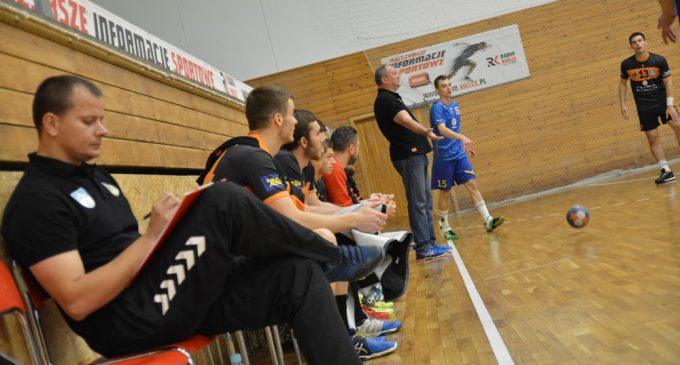 Sparingowe zwycięstwo w trenerskim debiucie Tomasza Radowieckiego