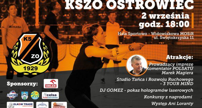 Dziś prezentacja drużyny siatkarek KSZO przed sezonem 2016/2017 w Orlen Lidze!