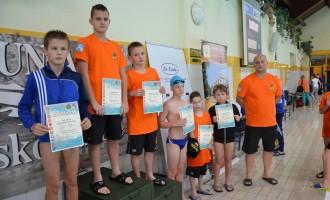 Mała Liga Pływacka znów dla KSZO!