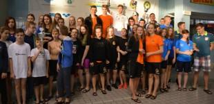 Pływacy KSZO zwycięzcami Dużej Ligi