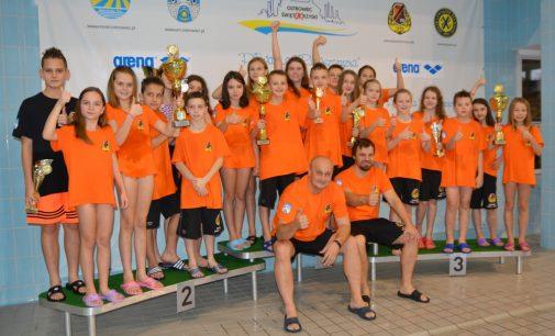 Pływacy KSZO zwycięzcami Małej Ligi