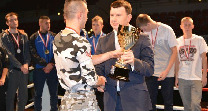 Pięściarze uczcili po raz 21 pamięć Bronisława Kubickiego