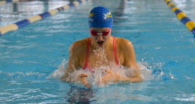 Druga runda Dużej Ligi Pływackiej dla KSZO