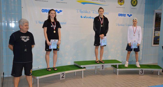 KSZO drugi w pływackim Okręgu Open i pierwszy wśród młodzików