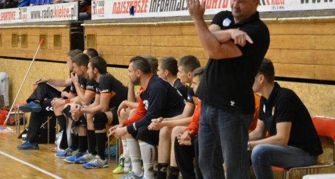 Aleksander Malinowski nie jest już trenerem KSZO