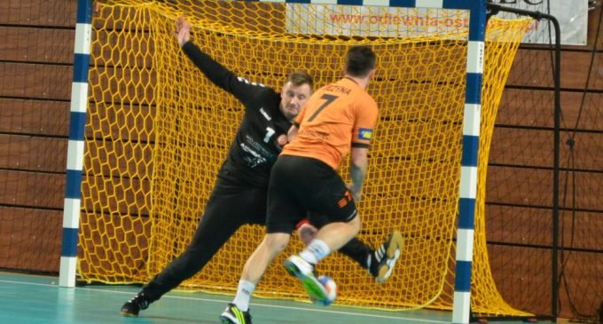 Piłkarze ręczni KSZO bliscy punktów w Zawadzkich