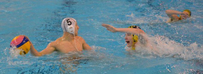 Waterpoliści rozpoczęli walkę o Olimpiadę